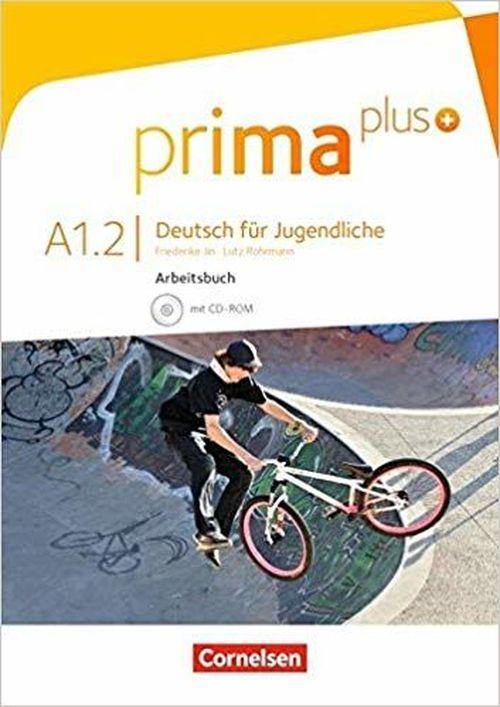 cumpără Prima plus  Allgemeine Ausgabe · A1: Band 2 Arbeitsbuch în Chișinău