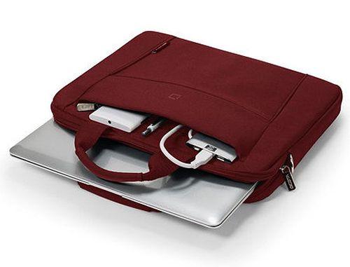 """купить Dicota D31310 Slim Case BASE Notebook Case 15""""-15.6"""" Red (geanta laptop/сумка для ноутбука) в Кишинёве"""