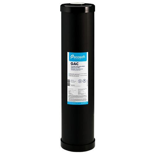 """купить Картридж с гранулированным активированным углем Ecosoft 4,5""""х20"""" в Кишинёве"""