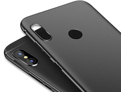 купить 860017 Husa Screen Geeks Solid Xiaomi Redmi S2, Black (чехол накладка в асортименте для смартфонов Xiaomi) в Кишинёве