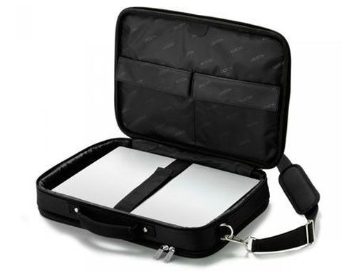 "купить Dicota D30491-V1 Multi Plus BASE 14""-15.6"" Notebook Case with protective function and document compartment, black (geanta laptop/сумка для ноутбука) в Кишинёве"