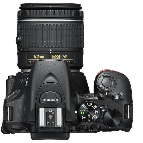 купить Nikon D5600 kit AF-S 18-140VR black, 24.2Mpx CMOS 23,2x15,4mm; ISO up to25600; EXPEED 4; Full HD(60p); GPS;  No Optical low Pass Filter;  Bluetooth 4.1 with SnapBridge; Wi-Fi; 2xAntiDust System; LiveView; VBA500K002 в Кишинёве