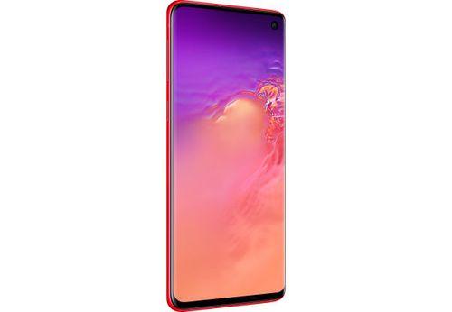 купить SAMSUNG Galaxy S10 Dual Sim 128GB,  Prism Red в Кишинёве