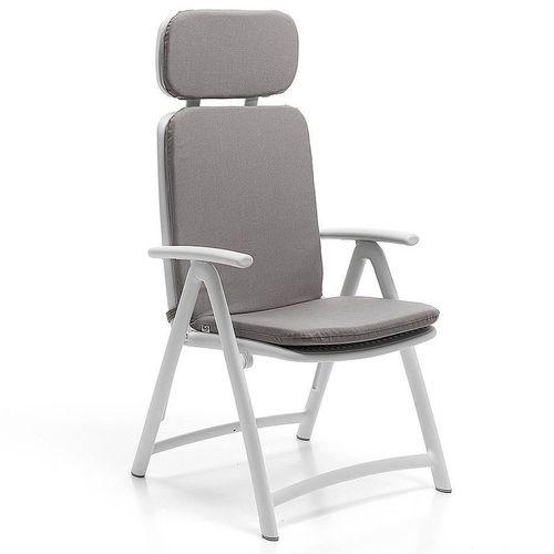купить Подушка для кресла Nardi CUSCINO ACQUAMARINA grigio 36314.00.163 в Кишинёве