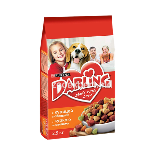 cumpără Darling Dog cu pui 3 kg în Chișinău