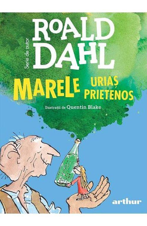 купить Marele Uriaș Prietenos - Roald Dahl в Кишинёве