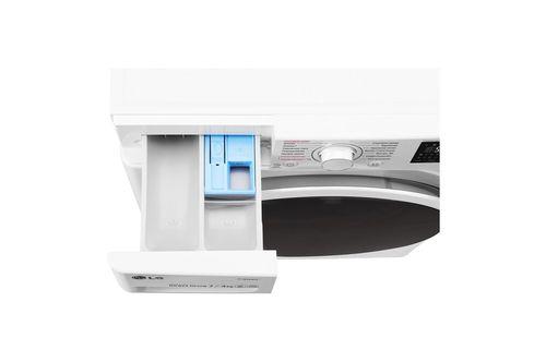 cumpără Mașină de spălat cu uscător LG F2J6HG0W Steam în Chișinău