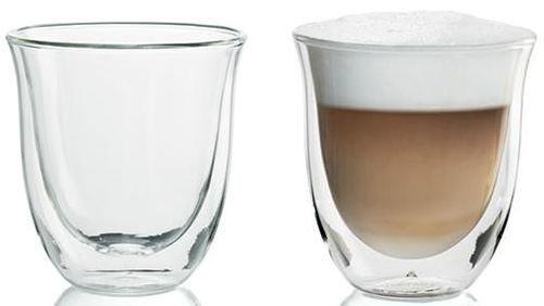 cumpără Pahar DeLonghi SET 2 Glasses Cappuccino 190ML în Chișinău