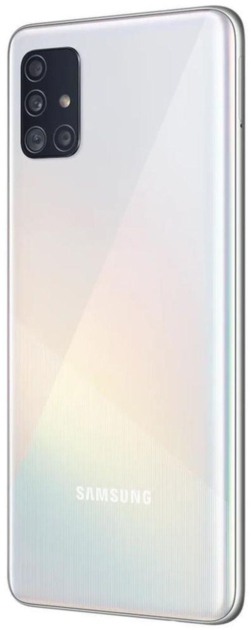 cumpără Smartphone Samsung A515/128 Galaxy A51 White în Chișinău