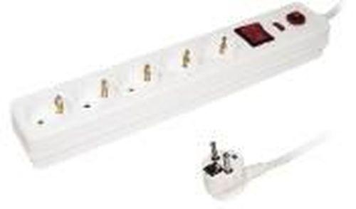cumpără Filtru electric IEK SF-05К 5 locuri 2Р+РЕ/5 metri 3х1mm2 în Chișinău