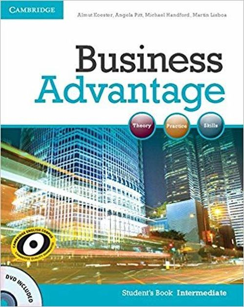 купить Business Advantage Intermediate в Кишинёве