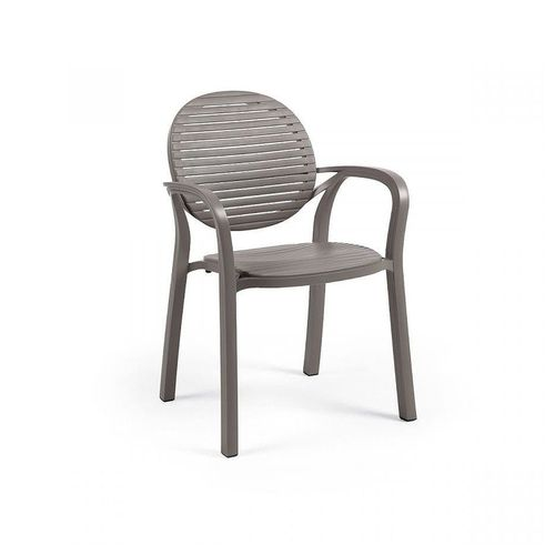 купить Кресло Nardi GARDENIA TORTORA-TORTORA 40238.10.010 (Кресло для сада и террасы) в Кишинёве