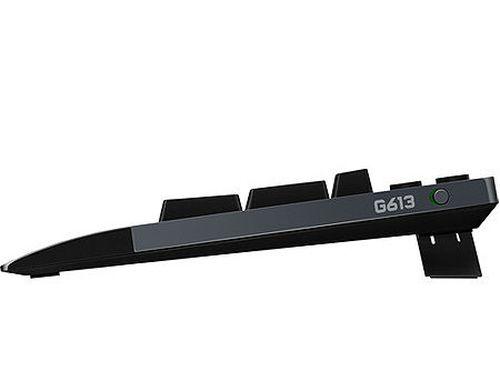 купить Клавиатура Logitech G613 Black Wireless Mechanical Keyboard, 2.4 GHz RF, Bluetooth, USB, 920-008395, (tastatura/клавиатура) в Кишинёве