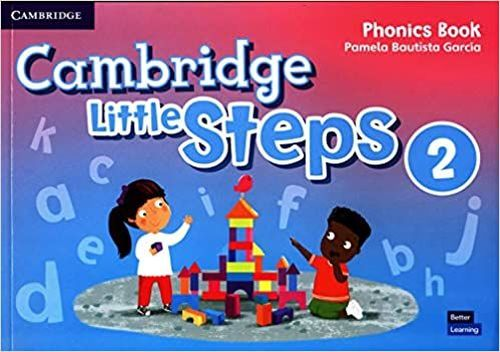 купить Cambridge Little Steps Level 2 Phonics Book в Кишинёве