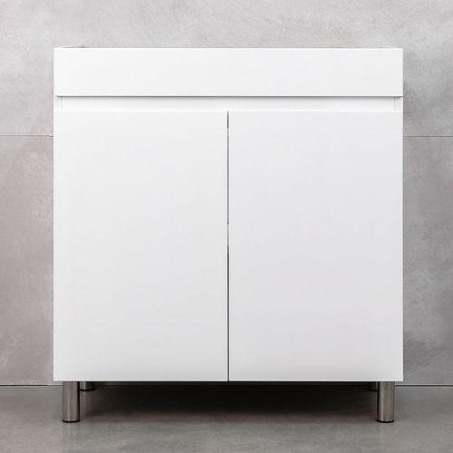 купить Kerry Шкаф белый с умывальником Natur 800 в Кишинёве