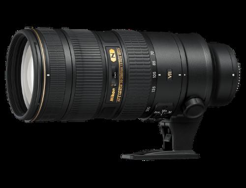 купить Nikon AF-S VR II Zoom-Nikkor 70-200mm f/2.8G IF-ED NANO, FX, filter: 77mm, JAA807DA (Obiectiv Nikon/ обьектив Nikon) в Кишинёве