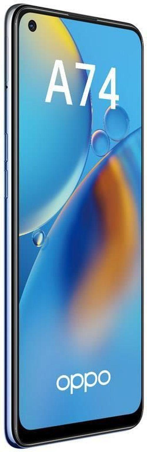 cumpără Smartphone OPPO A74 4/128GB (Blue) în Chișinău