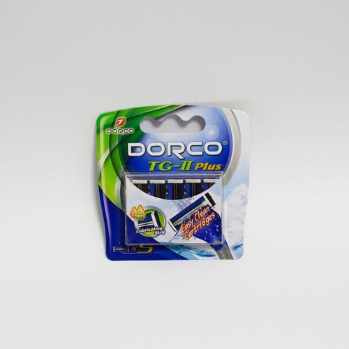 купить Кассеты Dorco TG-II Plus - 5 шт. в Кишинёве