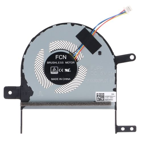 купить CPU Cooling Fan For Asus VivoBook S15 S510 S510U S510UQ S510UA X510 X510U (4 pins) в Кишинёве