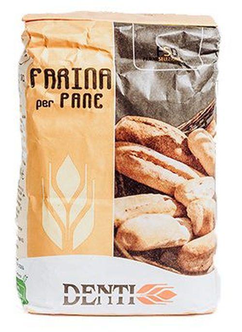 """cumpără Făină pentru copt pîine,""""DENTI"""" 1 kg. ITALIA în Chișinău"""