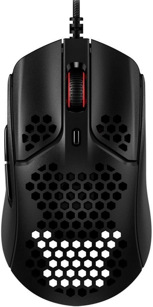 cumpără Mouse HyperX HMSH1-A-BK/G, Pulsefire Ultra-light hex shell design în Chișinău