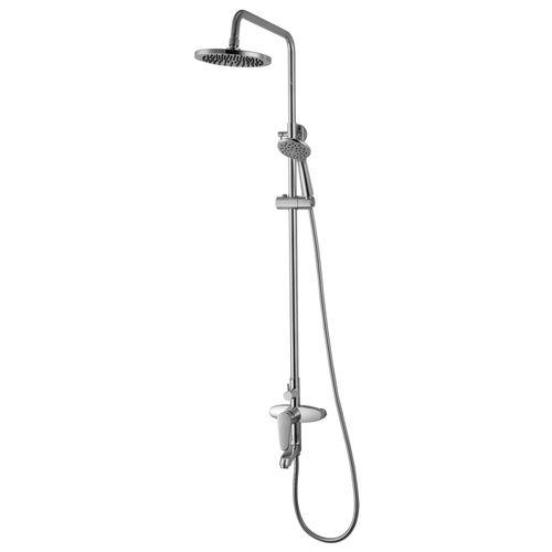 WITOW система душевая (смеситель для ванны, верхний и ручной душ) (ванная комната)