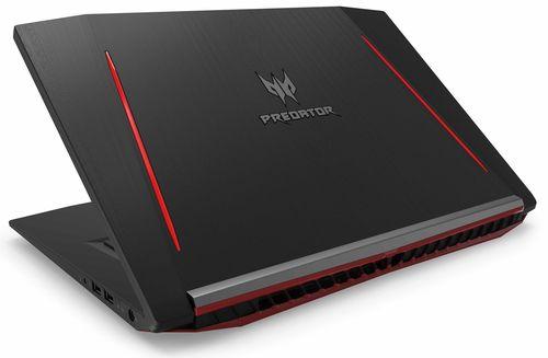 """купить ACER PREDATOR HELIOS PH317-52 Shale Black (NH.Q3DEU.045) 17.3"""" FullHD IPS 144Hz (Intel® Hexa-core™ i7-8750H 2.20-4.10GHz), 32Gb (2x16) DDR4 RAM, 256GB SSD/1.0TB HDD, GeForce® GTX1060 4Gb DDR5, CardReader, WiFi-AC/BT, 8cell,HD Webcam,RUS,Linux,2.70kg) в Кишинёве"""