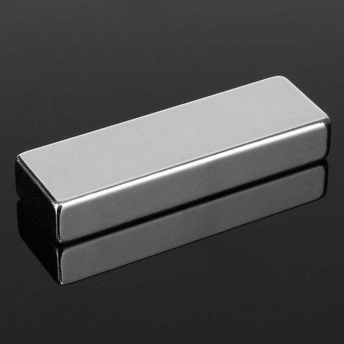 купить Магнит неодимовый ПРЯМОУГОЛЬНЫЙ  D5 мм х L5 мм x H2.5 мм в Кишинёве