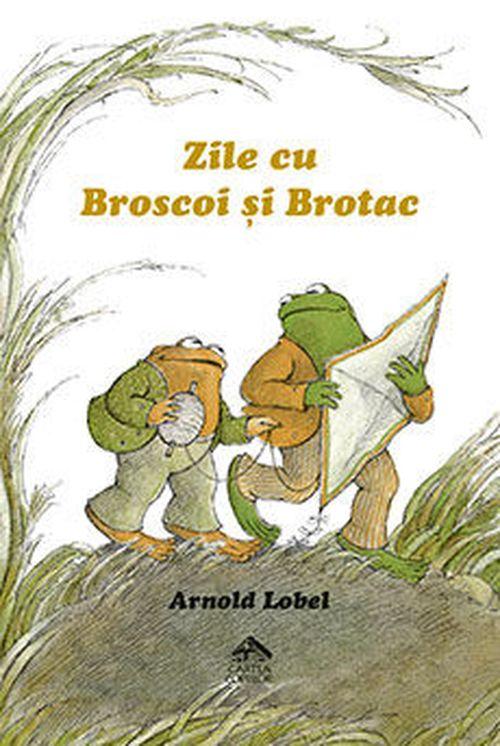 купить Zile cu Broscoi și Brotac - Arnold Lobel в Кишинёве