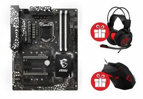 купить MSI Z370 KRAIT GAMING, Socket 1151, Intel® Z370 (9th/8th Gen CPU), Dual 4xDDR4-4000, 3xPCIe X16, CPU Intel graphics, DVI, HDMI, 6xSATA3, RAID, 2xM.2 slot, 3xPCIe X1, ALC1220 HDA, GbE LAN, 2xUSB3.1 Gen 2 (Type-C & Type-A), 8xUSB3.1, Mystic Light, ATX в Кишинёве