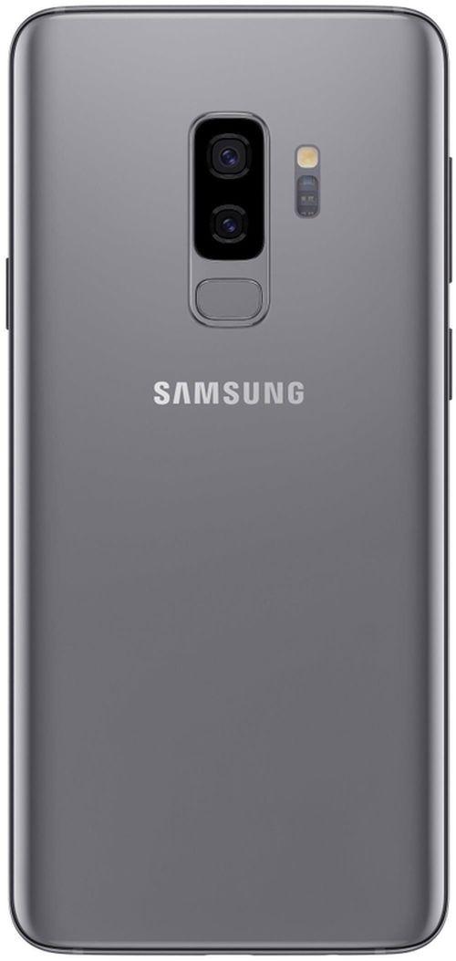 купить Samsung Galaxy S9 Plus DualSim (SM-G965F), Titanium Grey в Кишинёве
