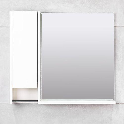 cumpără Dulap-oglindă Selena alb structurat 800 L în Chișinău