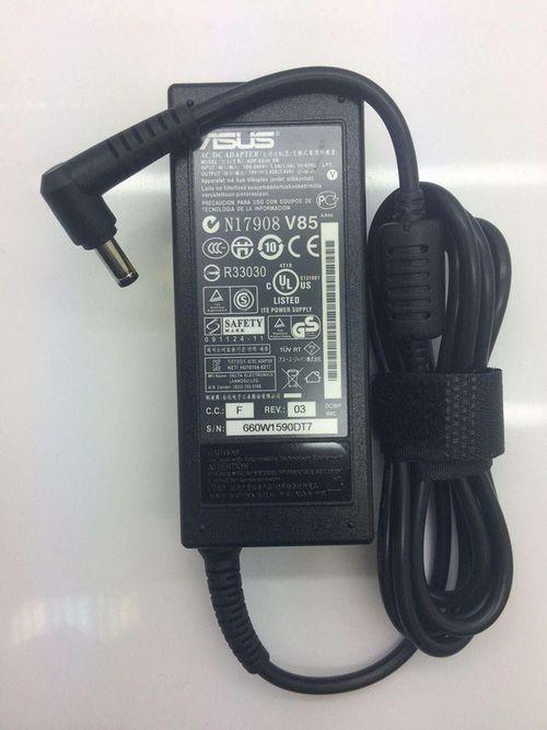 купить AC Adapter Charger For Asus 19V-3.42A (65W) Round DC Jack 5.5*2.5mm Original в Кишинёве