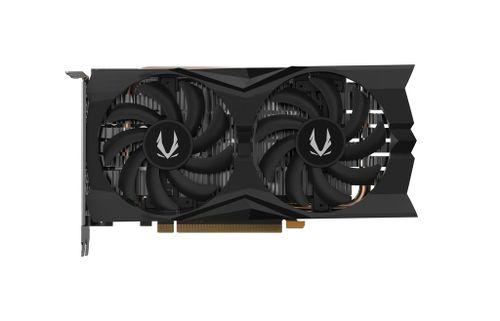 купить ZOTAC GeForce GTX 1660 Twin Fan 6GB GDDR5, 192bit, 1785/8002Mhz, Dual Fan Cooling, HDCP, 1xHDMI, 3xDisplayPort, FireStorm Utility, Medium Pack в Кишинёве