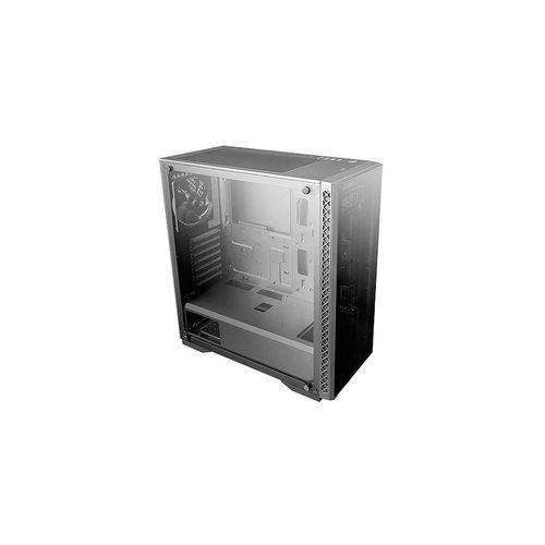 купить Case Middletower Deepcool MATREXX 50 ATX Black no PSU, Side & Front panel Tempered glass, 1xUSB3.0/2xUSB2.0/AudioHD x 1/Mic x 1 Pre-installed: 1x120mm fan (carcasa/корпус) в Кишинёве