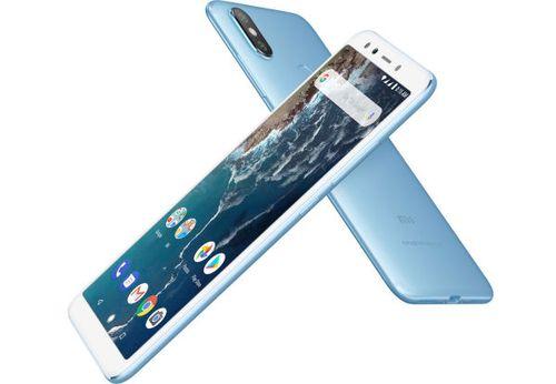 купить Xiaomi Mi A2 Dual Sim 64 GB, Blue в Кишинёве