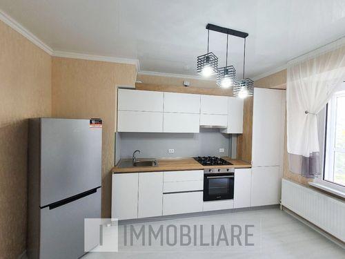 Apartament cu 1 cameră+living, sect. Buiucani, str. Liviu Deleanu.