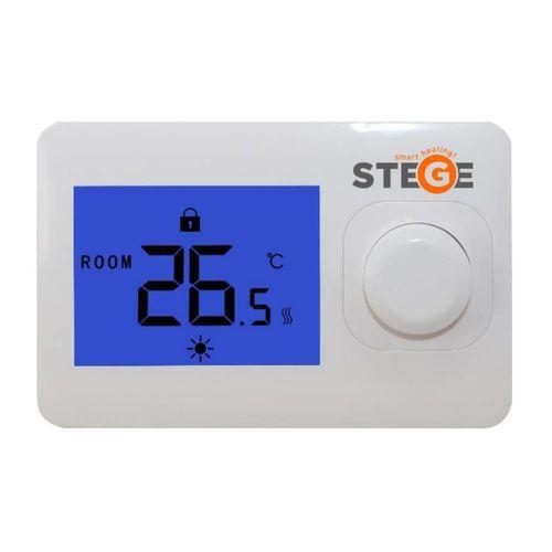 купить Термостат электронный беспроводной Stege WT100RF в Кишинёве