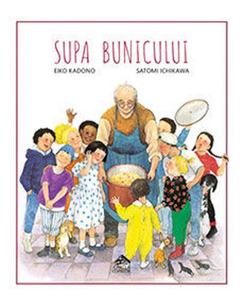 купить Supa Bunicului - Eiko Kadono в Кишинёве