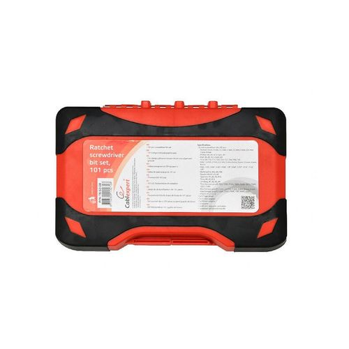 купить Gembird TK-SD-08 Tool Kit  (101 pcs) set instrumente набор инструментов (instrumente / инструменты) в Кишинёве