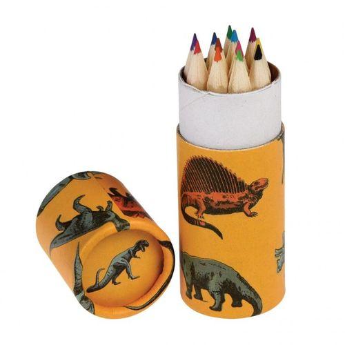 купить Prehistoric Land карандаши (набор из 12 штук) в Кишинёве