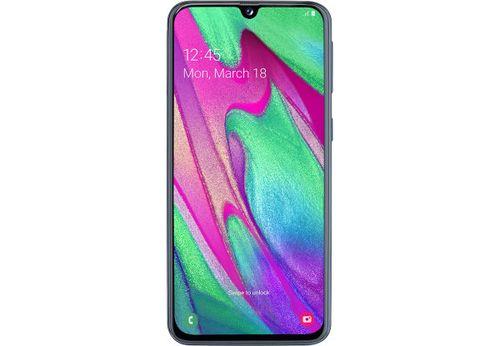 cumpără Samsung Galaxy A40 (A405) Dual Sim 64GB, Black în Chișinău