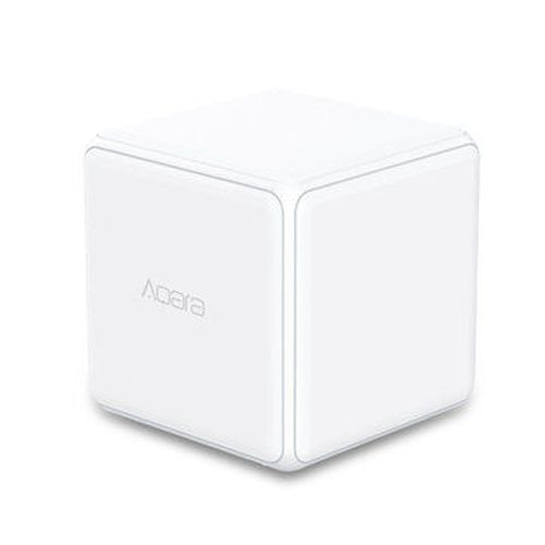 """купить XIAOMI """"Mi Smart Home Cube White"""", White, Smart Sensor Cube, Remote control of all your smart home devices, Compact design 6 kinds of action в Кишинёве"""