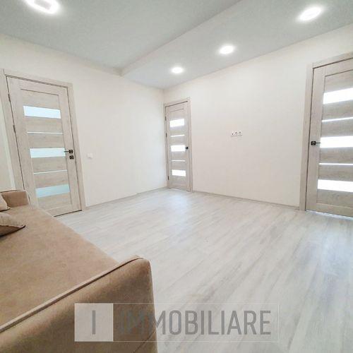 Apartament cu 2 camere+living, sect. Botanica, str. Melestiu.
