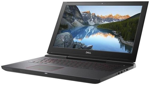 "купить DELL Inspiron Gaming 15 G5 Black (5587), 15.6"" IPS FullHD (Intel® Hexa-core™ i7-8750H 2.20-4.10GHz (Coffee L), 16Gb DDR4 RAM, 1.0TB+256GB SSD,GeForce® GTX1060 6Gb DDR5, CardReader, WiFi-AC/BT5.0, 4cell,HD720p Webcam, Backlit KB, RUS, Ubuntu,2.61kg ) в Кишинёве"