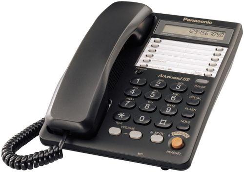 купить Телефон проводной Panasonic KX-TS2365RUB в Кишинёве