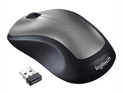 купить Logitech M310 Silver Wireless Mouse USB, 910-003986 (mouse fara fir/беспроводная мышь) в Кишинёве