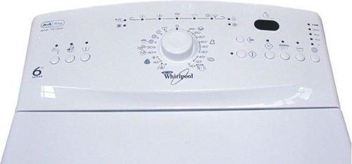 купить Стиральная машина с вертикальной загрузкой Whirlpool AWE7515/1 в Кишинёве