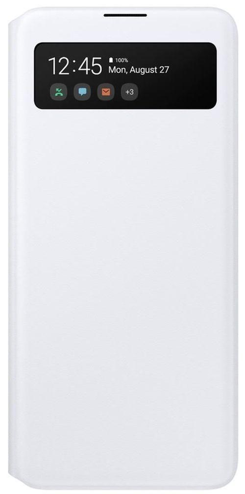 cumpără Husă telefon Samsung EF-EA515 Galaxy-A51 Case White în Chișinău
