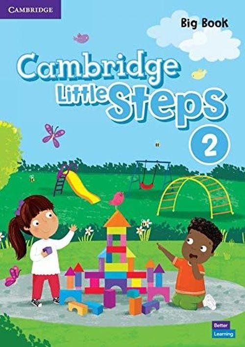 купить Cambridge Little Steps 2 Big Book Книга для чтения в Кишинёве